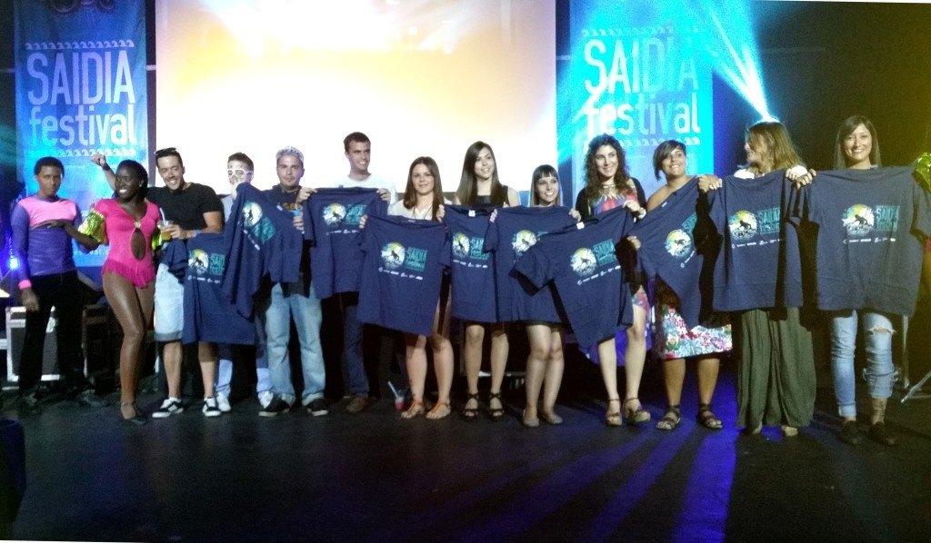 camiseta Saidia