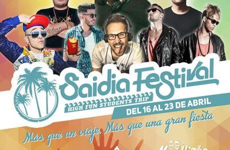 Fiestas Saidia Festival 2017 – Ya están preparadas