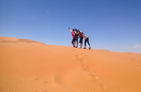 Fiestas en el desierto – Dunas Session ´17
