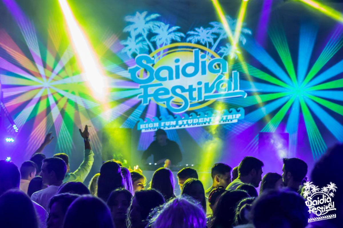 web oficial saidia festival