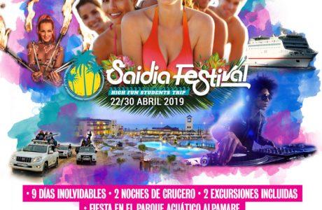 SAIDIA FESTIVAL – REVOLUCIÓN 2019